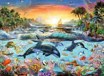 Orca Paradise Jigsaw Puzzles;Children s Puzzles - image 2 - Ravensburger