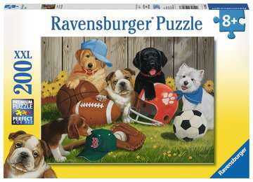 Let s Play Ball! Jigsaw Puzzles;Children s Puzzles - image 1 - Ravensburger
