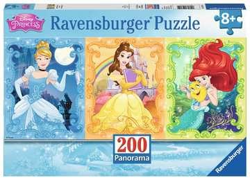Beautiful Disney Princesses Puzzles;Puzzles pour enfants - Image 1 - Ravensburger