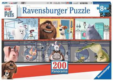 The Secret Life of Pets Jigsaw Puzzles;Children s Puzzles - image 1 - Ravensburger
