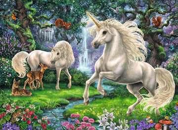 Mystical Unicorns Jigsaw Puzzles;Children s Puzzles - image 2 - Ravensburger