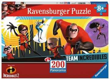 Incredibles 2 Puslespil;Puslespil for børn - Billede 1 - Ravensburger