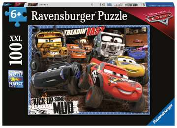 Mudders Jigsaw Puzzles;Children s Puzzles - image 1 - Ravensburger