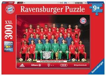 12847 Kinderpuzzle FC Bayern Saison 2019/20 von Ravensburger 1