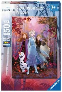 Puzzle 150 p XXL - Une aventure fantastique / Disney La Reine des Neiges 2 Puzzle;Puzzle enfant - Image 1 - Ravensburger