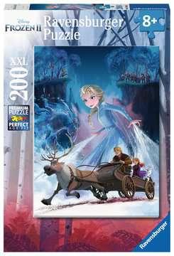 Frozen 2: Mysterious Forest 200p Puslespil;Puslespil for børn - Billede 1 - Ravensburger