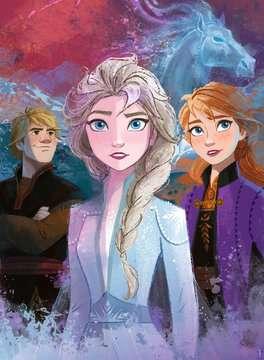 Puzzle 300 p XXL - Elsa, Anna et Kristoff / Disney La Reine des Neiges 2 Puzzle;Puzzles enfants - Image 2 - Ravensburger
