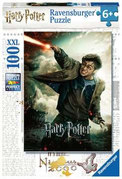 Puzzle 100 p XXL - Le monde fantastique d'Harry Potter Puzzle;Puzzle enfant - Image 1 - Ravensburger
