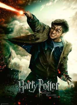 Puzzle 100 p XXL - Le monde fantastique d'Harry Potter Puzzle;Puzzle enfant - Image 2 - Ravensburger