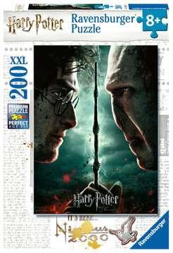 Puzzle 200 p XXL - Harry Potter vs Voldemort Puzzle;Puzzle enfant - Image 1 - Ravensburger