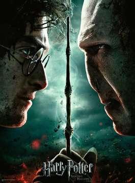 Puzzle 200 p XXL - Harry Potter vs Voldemort Puzzle;Puzzle enfant - Image 2 - Ravensburger