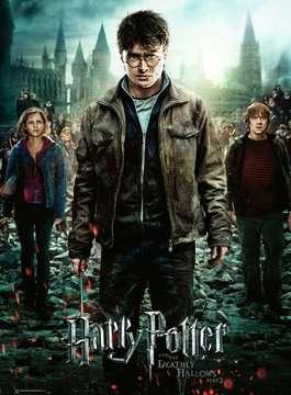 Harry Potter and the Deathly Hallows 2 Puslespil;Puslespil for børn - Billede 2 - Ravensburger