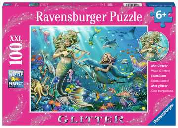 Underwater beauties Puslespil;Puslespil for børn - Billede 1 - Ravensburger