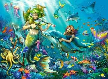 Underwater beauties Puslespil;Puslespil for børn - Billede 2 - Ravensburger