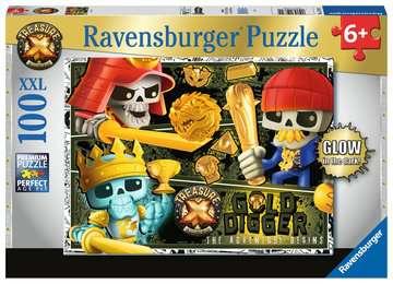 Treasure X Jigsaw Puzzles;Children s Puzzles - image 1 - Ravensburger