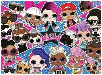 Puzzle 100 p XXL - Amies pour la vie ! / LOL Suprise Puzzle;Puzzles enfants - Image 2 - Ravensburger