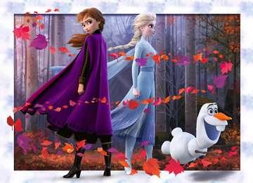 Frozen 2 Ravensburger Puzzle  4x100 Bumper Pack Puzzle;Puzzle per Bambini - immagine 3 - Ravensburger