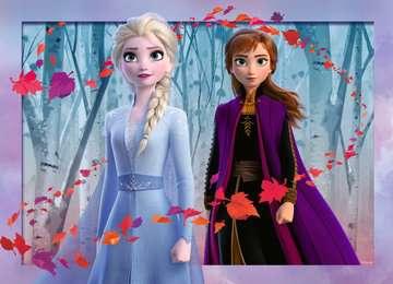 Frozen 2 Ravensburger Puzzle  4x100 Bumper Pack Puzzle;Puzzle per Bambini - immagine 4 - Ravensburger