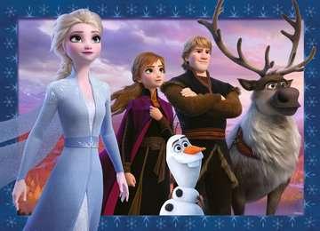 Frozen 2 Ravensburger Puzzle  4x100 Bumper Pack Puzzle;Puzzle per Bambini - immagine 5 - Ravensburger