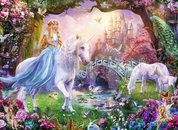 Magical Unicorn Jigsaw Puzzles;Children s Puzzles - image 2 - Ravensburger