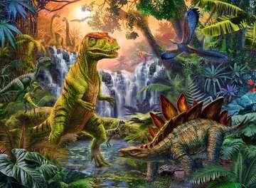 Dinosaur Oasis Jigsaw Puzzles;Children s Puzzles - image 2 - Ravensburger
