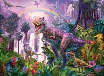 Dinosaur Land Jigsaw Puzzles;Children s Puzzles - image 2 - Ravensburger