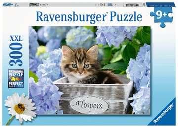 12894 Kinderpuzzle Kleine Katze von Ravensburger 1