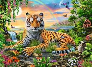 Jungle Tiger Jigsaw Puzzles;Children s Puzzles - image 2 - Ravensburger