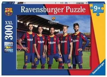 FC Barcelona season 2019-2020   Puzzle 300 XXL Puzzle;Puzzle per Bambini - immagine 1 - Ravensburger