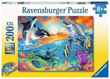 Ocean Wildlife Puslespil;Puslespil for børn - Billede 1 - Ravensburger