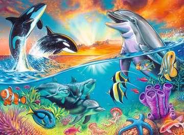 Ocean Wildlife Puslespil;Puslespil for børn - Billede 2 - Ravensburger