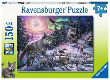 Northern Wolves Jigsaw Puzzles;Children s Puzzles - image 1 - Ravensburger