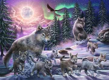 Northern Wolves Jigsaw Puzzles;Children s Puzzles - image 2 - Ravensburger