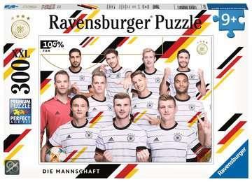12909 Kinderpuzzle Die Mannschaft von Ravensburger 1