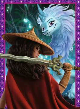 Raya and the last dragon Puzzels;Puzzels voor kinderen - image 2 - Ravensburger