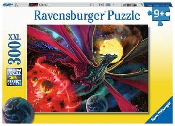 Star Dragon XXL 300pc Puslespil;Puslespil for børn - Billede 1 - Ravensburger