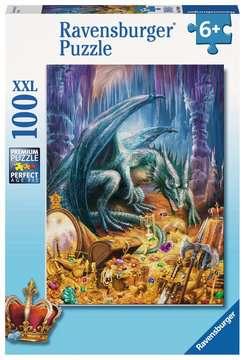 Dragon s Treasure Puslespil;Puslespil for børn - Billede 1 - Ravensburger