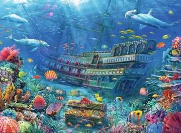 Gezonken schip Puzzels;Puzzels voor kinderen - image 2 - Ravensburger