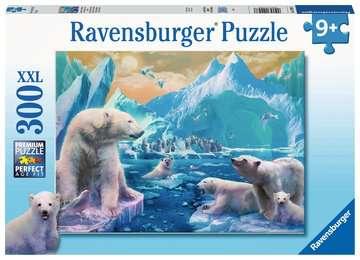 Polar Bear Kingdom XXL 300pc Puslespil;Puslespil for børn - Billede 1 - Ravensburger