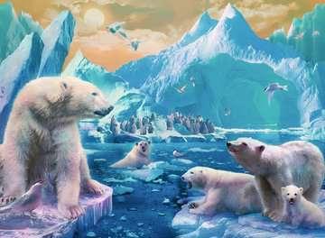 Polar Bear Kingdom XXL 300pc Puslespil;Puslespil for børn - Billede 2 - Ravensburger