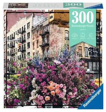 12964 Erwachsenenpuzzle Flowers in New York von Ravensburger 1