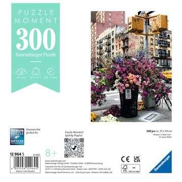 12964 Erwachsenenpuzzle Flowers in New York von Ravensburger 2