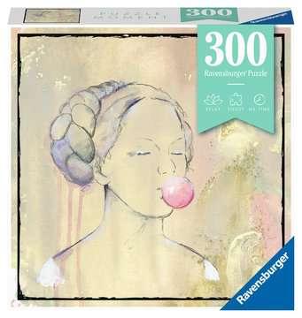 12966 Erwachsenenpuzzle Bubblegumlady von Ravensburger 1