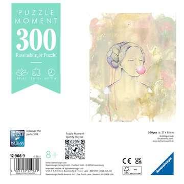 12966 Erwachsenenpuzzle Bubblegumlady von Ravensburger 2