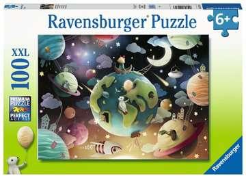 Fantasie planeten Puzzels;Puzzels voor kinderen - image 1 - Ravensburger