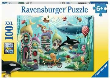 Magische onderwaterwereld Puzzels;Puzzels voor kinderen - image 1 - Ravensburger