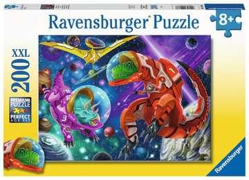 Dino s in de ruimte Puzzels;Puzzels voor kinderen - image 1 - Ravensburger
