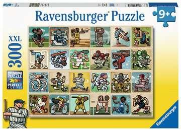 Geweldige atleten Puzzels;Puzzels voor kinderen - image 1 - Ravensburger