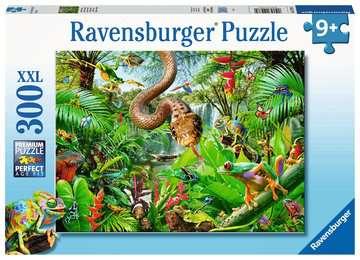 Reptielen resort Puzzels;Puzzels voor kinderen - image 1 - Ravensburger