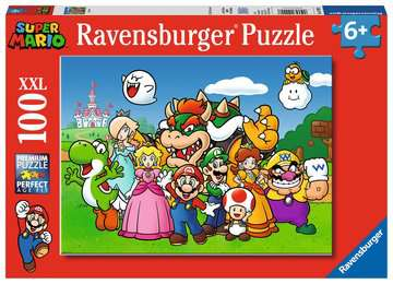 12992 Kinderpuzzle Super Mario Fun von Ravensburger 1